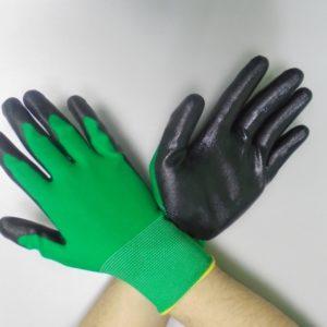 Перчатки рабочие с логотипом