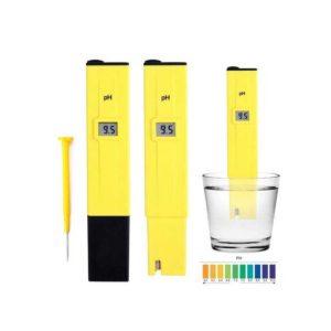 Цифровой измеритель pH воды